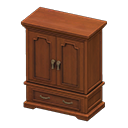 Animal Crossing armoire ancienne