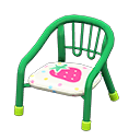 Animal Crossing chaise bambin