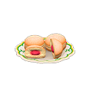 Animal Crossing beignet