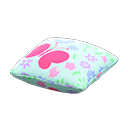Animal Crossing coussin
