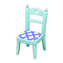 Animal Crossing chaise mimi