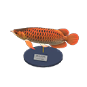 Animal Crossing modèle d'arowana