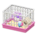 Animal Crossing cage à hamster