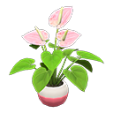 Animal Crossing anthurium