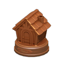 Animal Crossing trophée AJD bronze