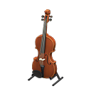 Animal Crossing violon haut de gamme